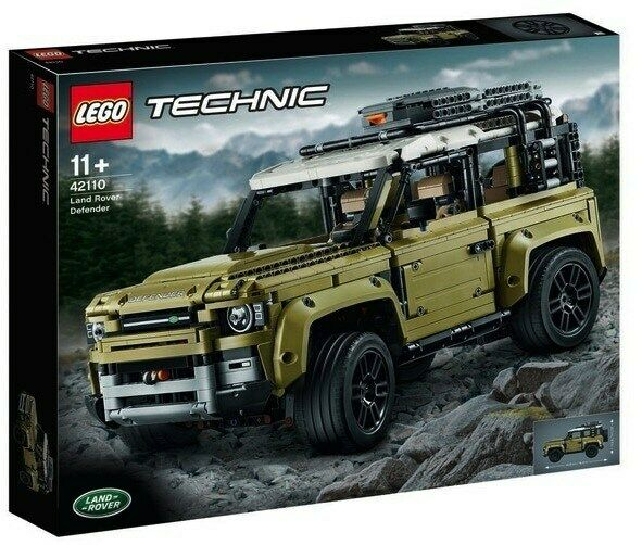 42110 technic defender