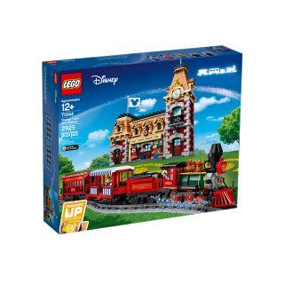 set 71044 Treno e stazione Disney