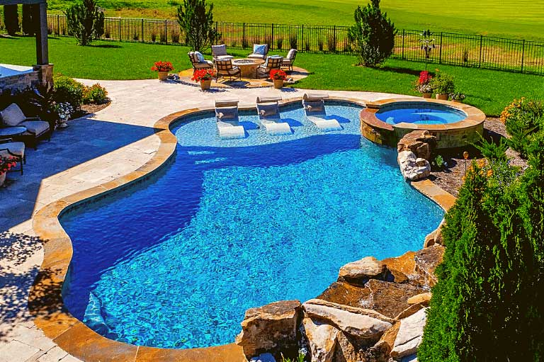 Concrete Pool Builder Middlesex