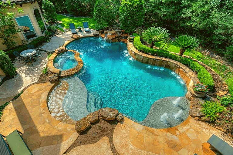 Gunite Pool Builder Middlesex