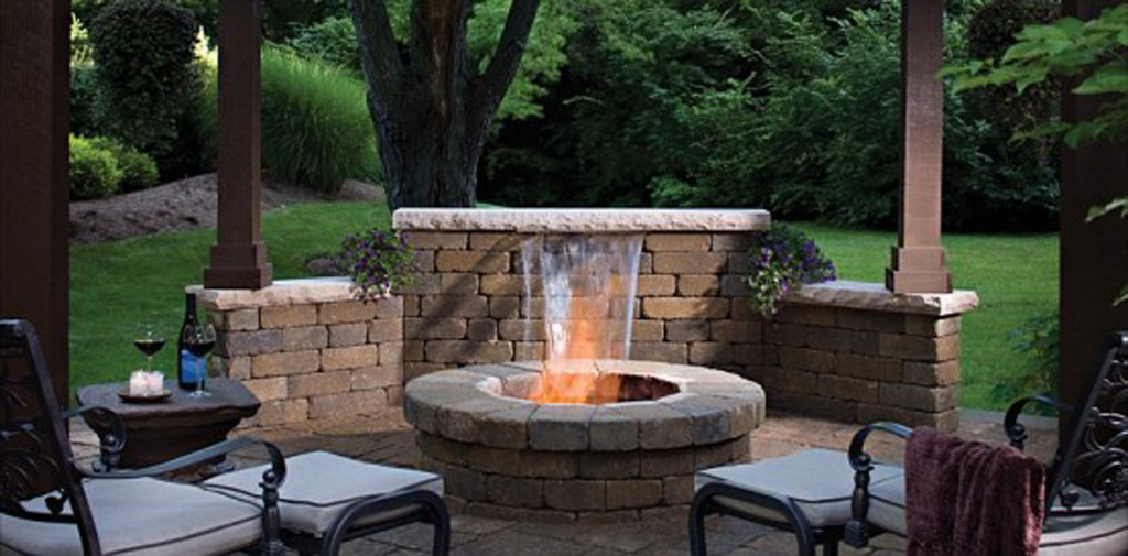 Outdoor Living Brick Paver Construction