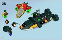 Instructions for 7885-1 - Robin's Scuba Jet: Attack of the ...