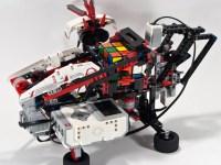 √ New Lego Mindstorms Ev4 | Solve a Rubik's Cube with just one EV3 set