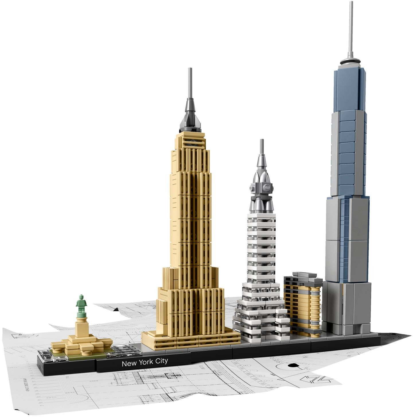 Lego Architecture 2016 Sets! New York City! Venice! Berlin
