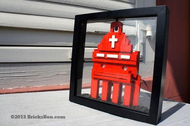 BricksBen - LEGO Christ Church Melaka - Big - 2