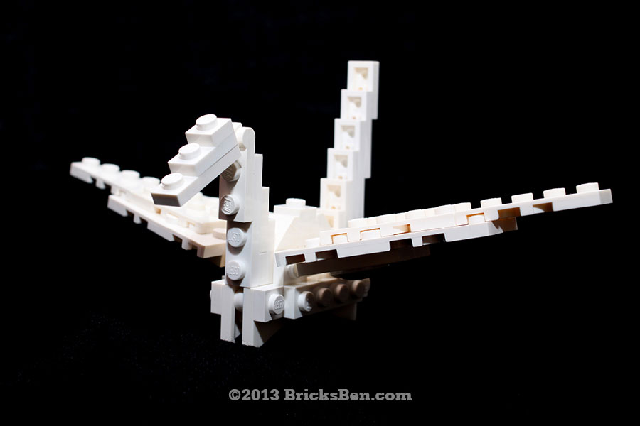 Origami Crane  BricksBen