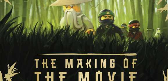 LEGO NINJAGO Making Of The Movie Book Review
