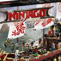70618: The LEGO NINJAGO Movie Destiny's Bounty Set Review