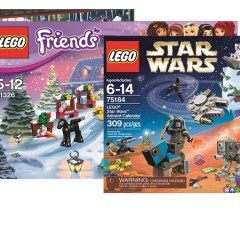 Countdown To Christmas With LEGO Advent Calendars