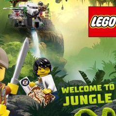 Free LEGO City Jungle Explorers Handbook With Nat Geo Kids
