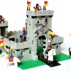 LEGO At 85: Our First Five LEGO Sets