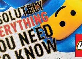 LEGO Absolutely Everything Book Review