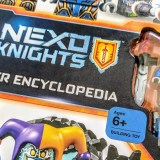 LEGO NEXO KNIGHTS Character Encyclopedia Review
