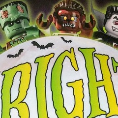 LEGO Fright Night! Book Review