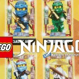 LEGO NINJAGO Limited Edition Trading Cards Guide