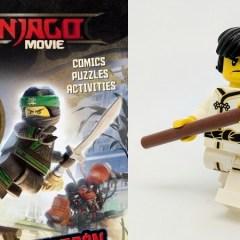 The LEGO NINJAGO Movie Activity Book Review