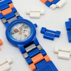 LEGO Star Wars BB-8 Buildable Watch Review