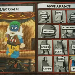 LEGO Marvel Super Heroes 2 Customiser First Look