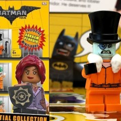 LEGO BATMAN Movie Essential Collection Out Now