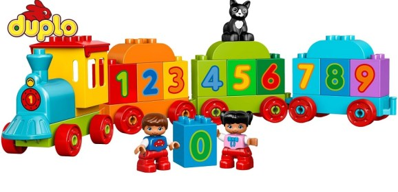 LEGO DUPLO Number Train Half Term Events