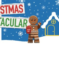 Have A Bricktacular Christmas At LDC Manchester