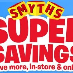LEGO Savings At Smyths Toys