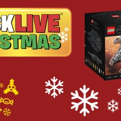 Win A UCS Millennium Falcon With BRICKLIVE Christmas