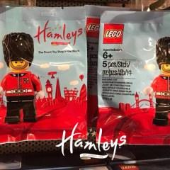 Hamley's Exclusive Minifigure On Sale Now