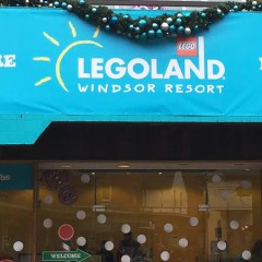 LEGOLAND Pop-Up Shop Opens In Windsor Town Centre