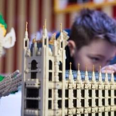 Santa's LEGO Workshop Arrives At Liverpool One
