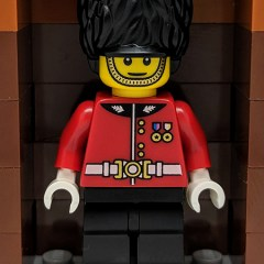 Hamleys Royal Guard Minifigure In Detail