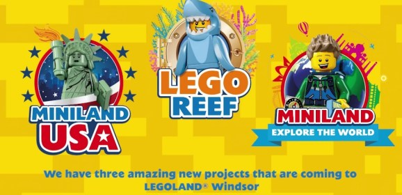 New Additions For LEGOLAND Windsor In 2018