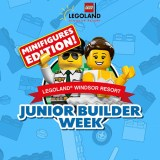 LEGOLAND Windsor Junior Builder Week 2018