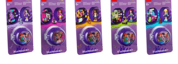 New LEGO Friends Pods Coming Soon