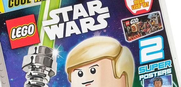 LEGO Star Wars Magazine February Issue
