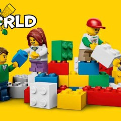 Experimenting With The Future Of Play At LEGO World Expo