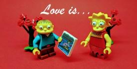 Love is.... simple