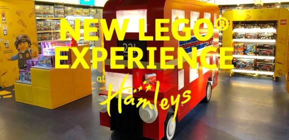 Hamleys' New LEGO Experience First Look