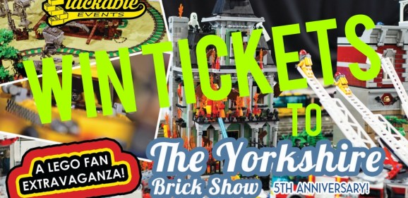 Win Tickets To The Yorkshire Brick Show