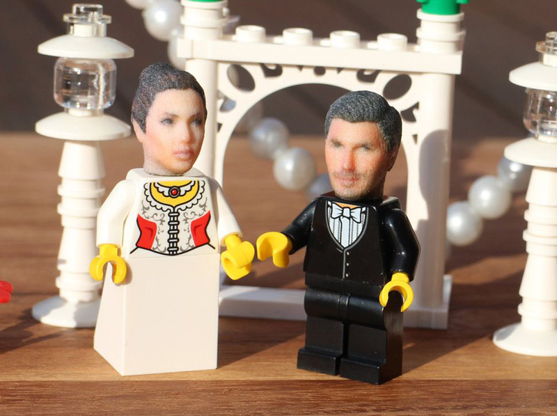 These Might Be The Most Customized LEGO Minifigures Ever