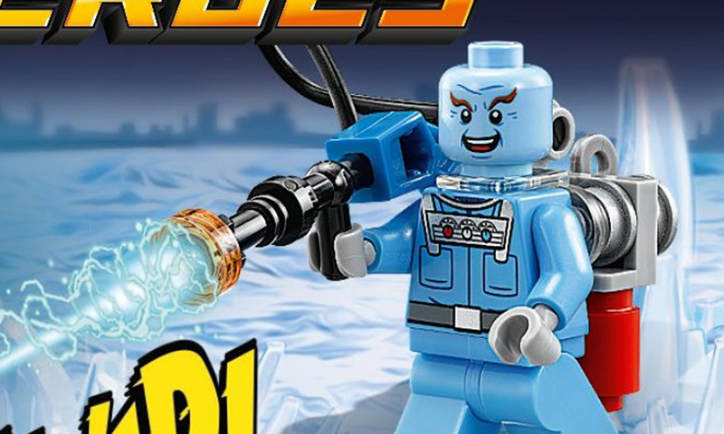 LEGO DC Comics Super Heroes Batman Classic TV Series – Mr. Freeze (30603) Polybag Now Officially Available