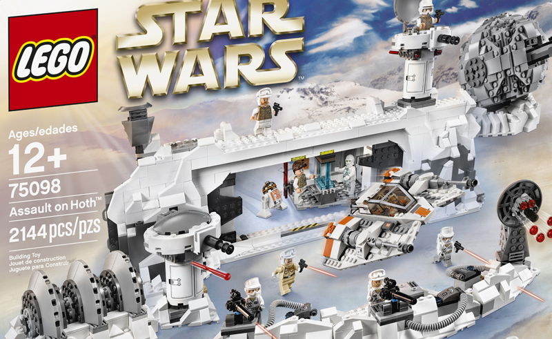 Assault On Hoth (75098)