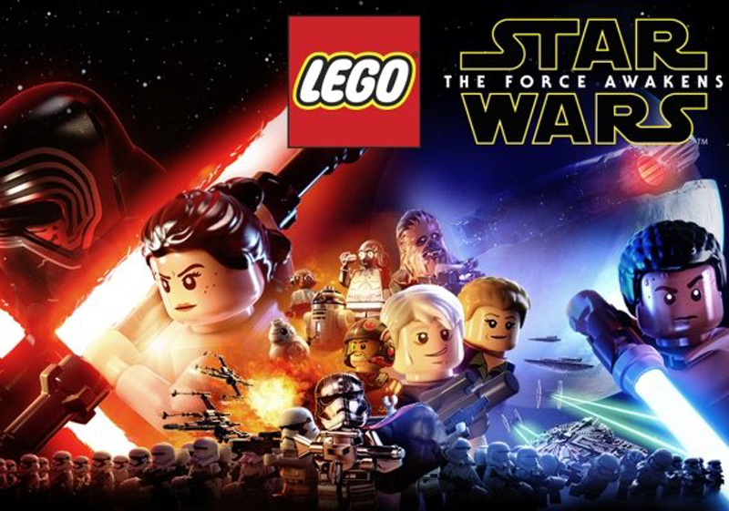 LEGO Star Wars: The Force Awakens Video Game Coming June 28, 2016