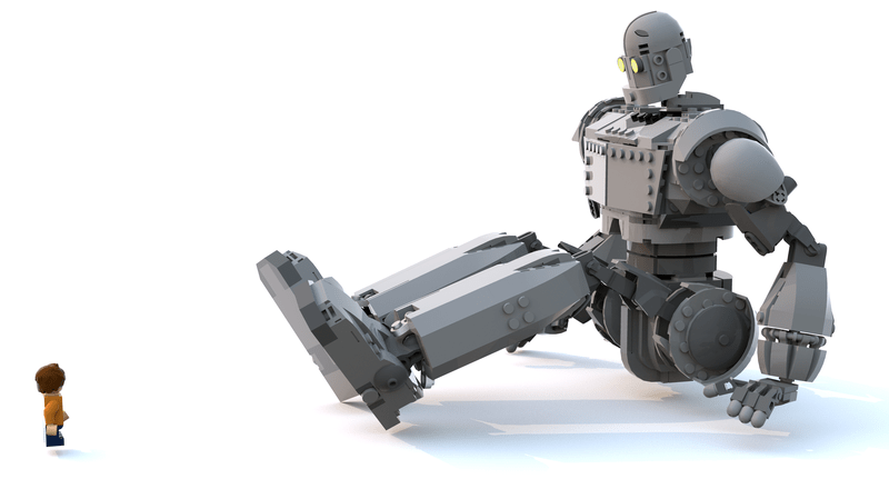 LEGO Ideas The Iron Giant