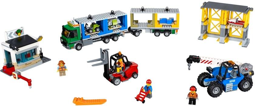 LEGO City 2017