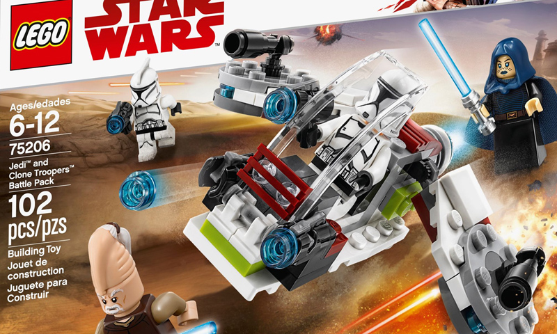 More LEGO Star Wars 2018 Reveals