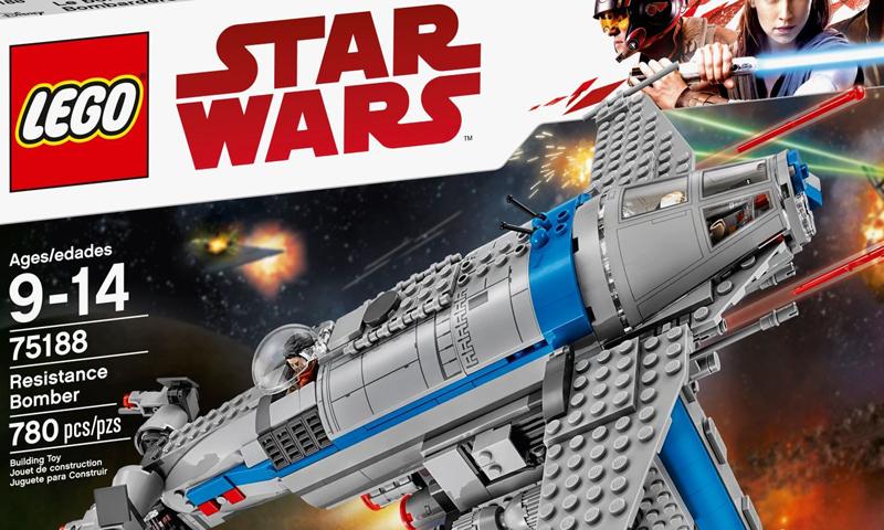 LEGO Star Wars The Last Jedi