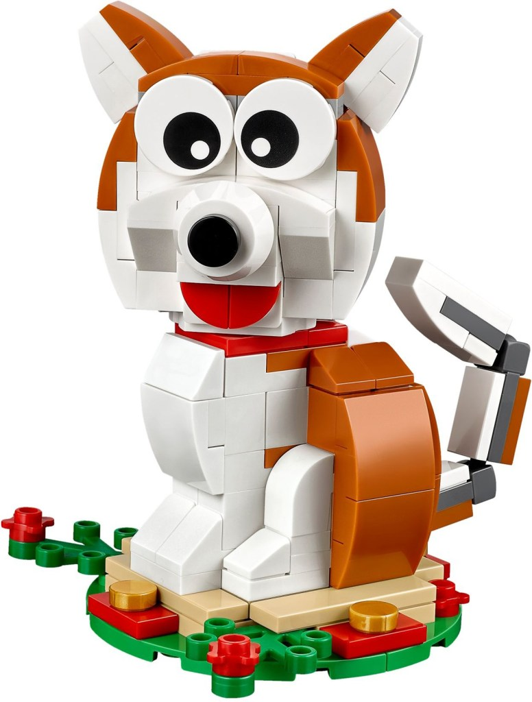 LEGO Year of the Dog (40235)