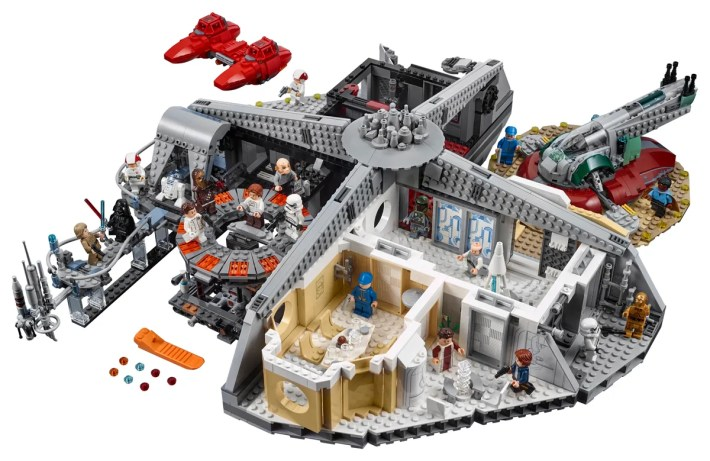 Retiring LEGO Star Wars Sets
