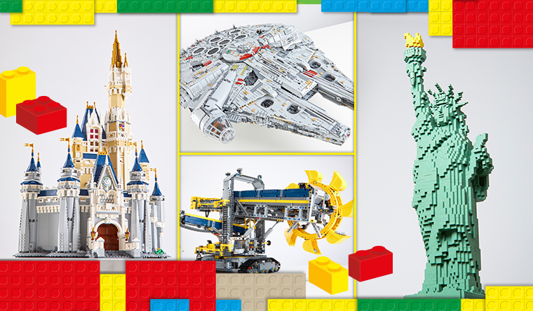 Guinness World Records Celebrates Records Claimed (and Honored) by Official LEGO Sets and MOCs
